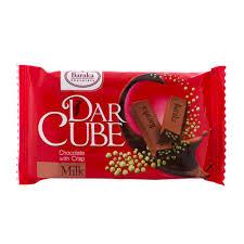 شکلات دارکوب 45 گرمی شيری باراکا