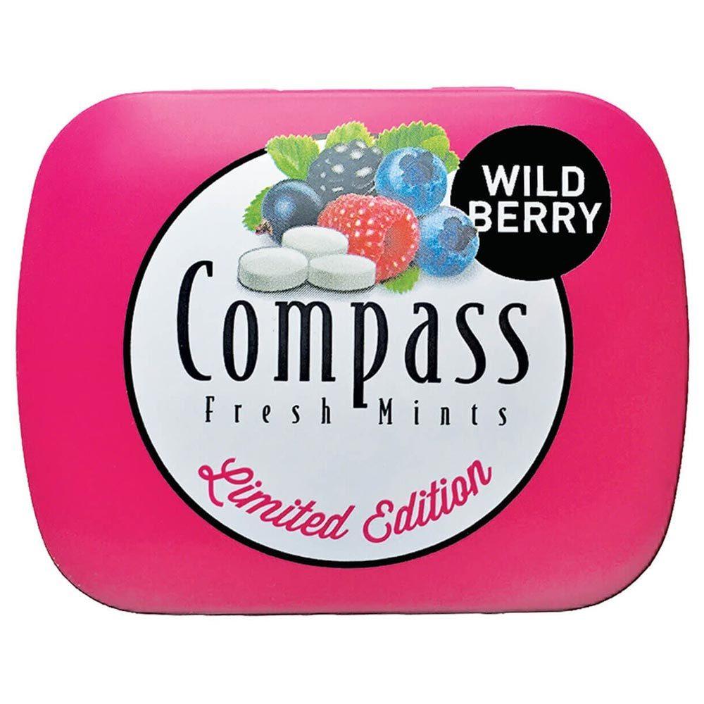 خوشبو کننده دهان توت های وحشی compass